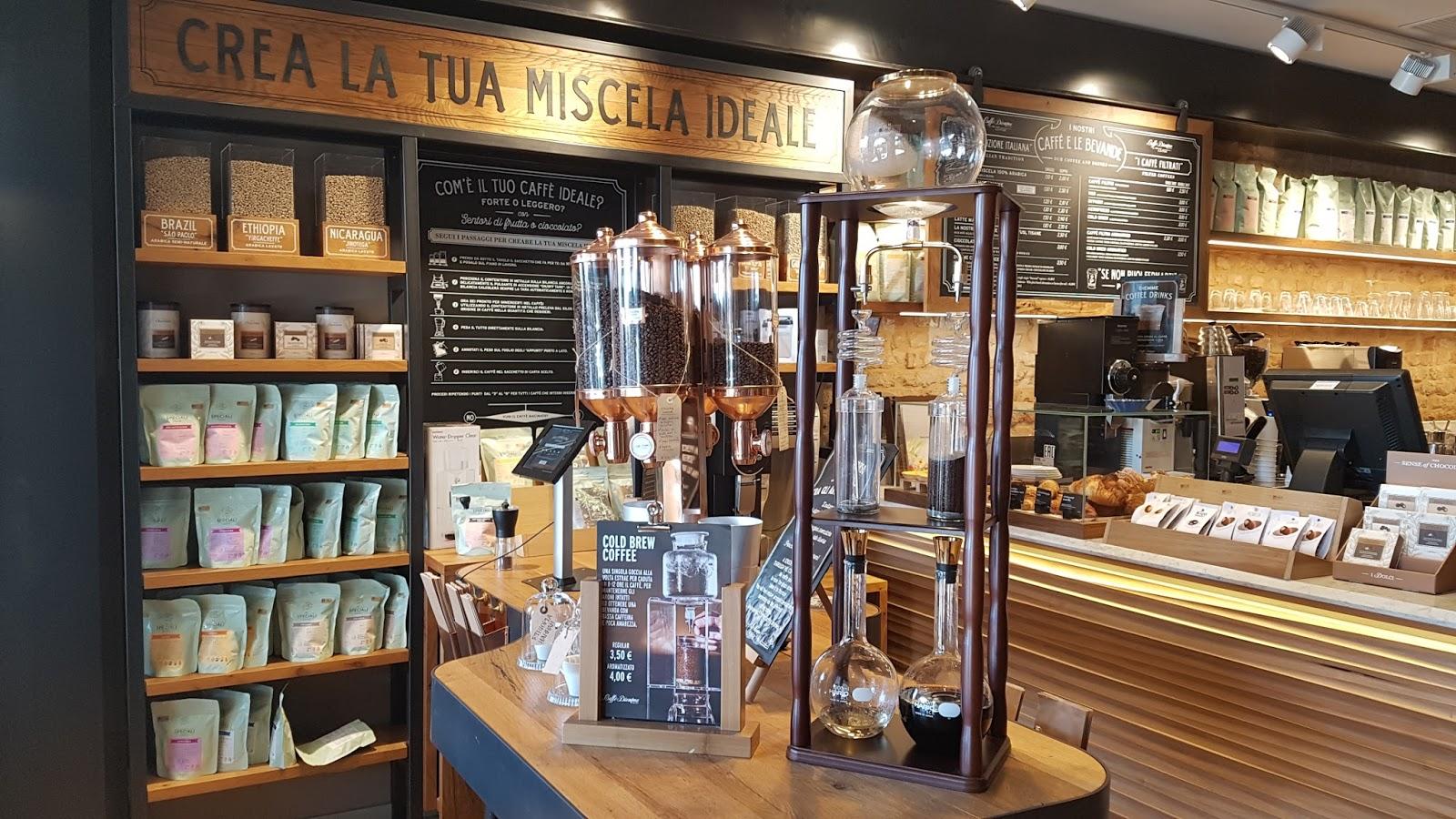 [Lifestyle] Quando il caffè è una vera passione: Caffè Diemme. Un nuovo locale da scoprire [Chiccheria n.19]