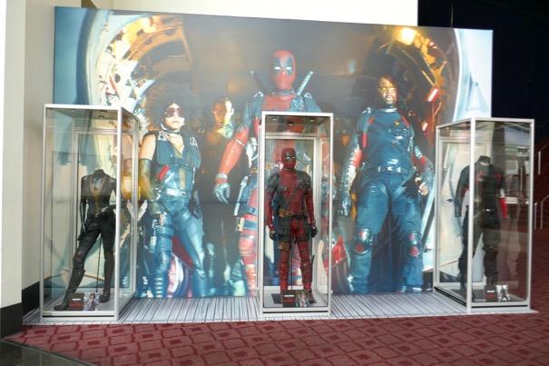 Deadpool 2 movie costumes