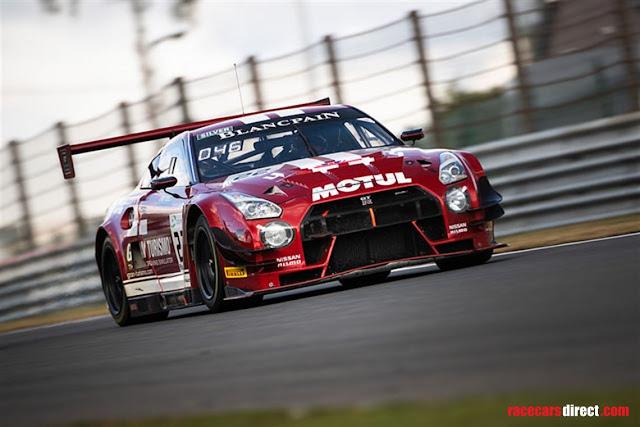 Nissan GT-R GT3 Nissa-GTR-GT3-2