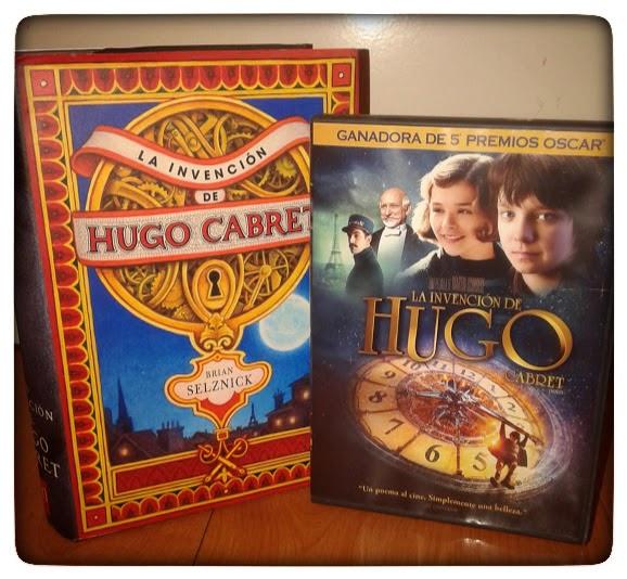 Hojas Mágicas Libros V S Películas 10 La Invención De Hugo Cabret