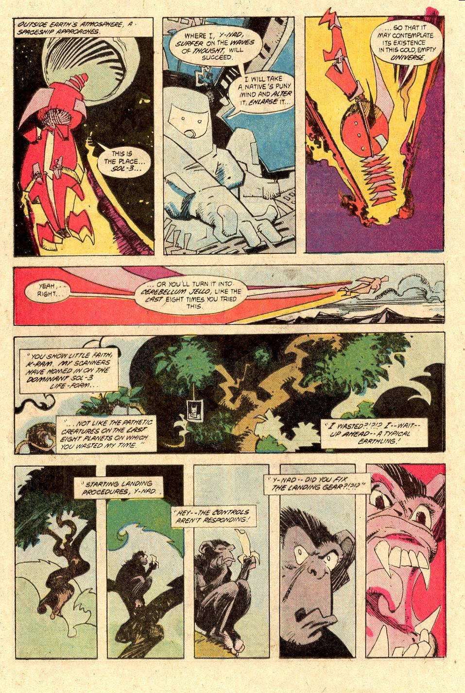 Read online Secret Origins (1986) comic -  Issue #40 - 33