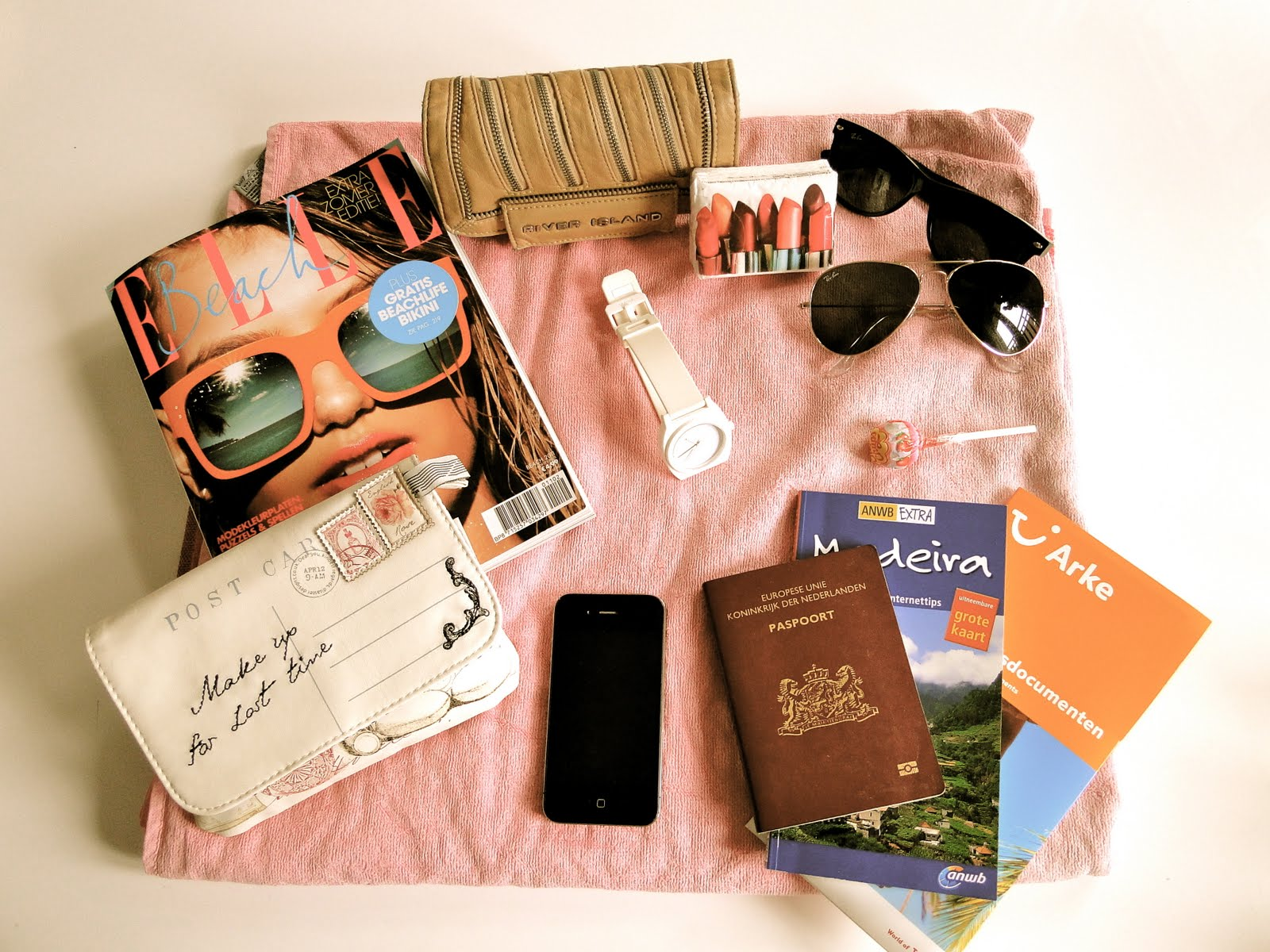 what to pack for vacation