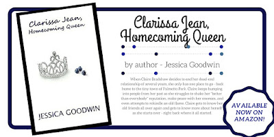 Q & A with Author Jessica Goodwin