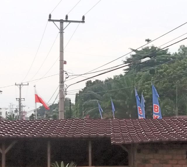 Di PALI Bendera Terbalik, Identitas Negara Dipertaruhkan