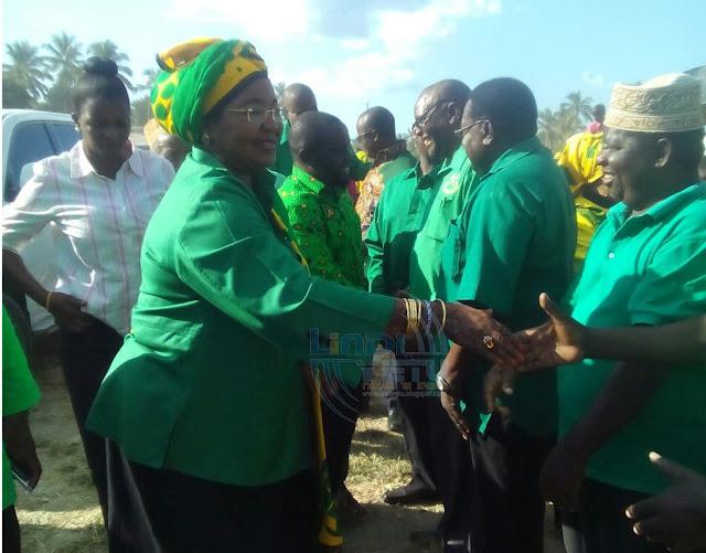 Mama Salma Kikwete