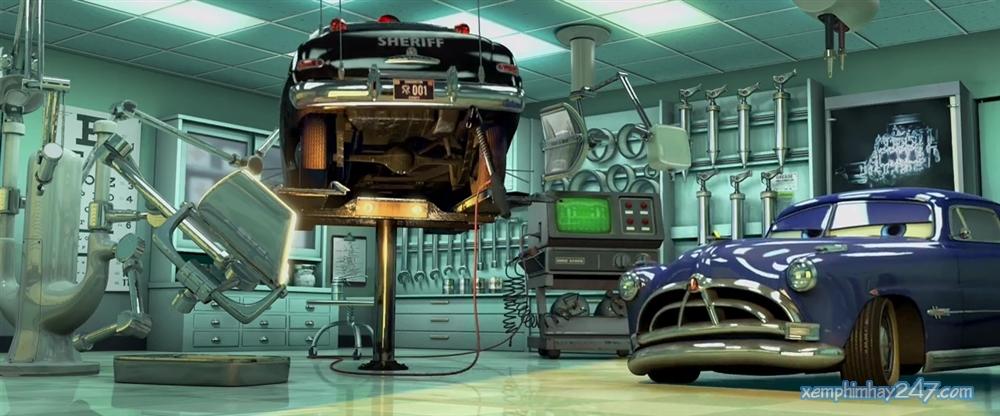 http://xemphimhay247.com - Xem phim hay 247 - Vương Quốc Xe Hơi (2006) - Cars (2006)