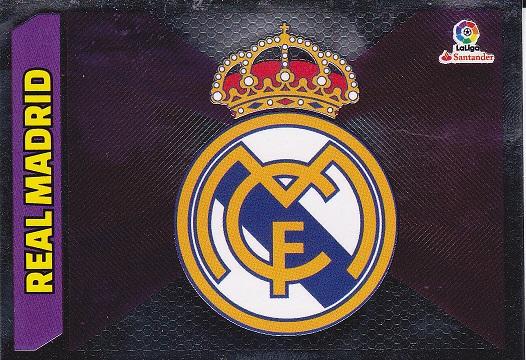 2 Real Madrid 2017 La Liga: Checklist Visual Real Madrid Liga ESTE 2017 2018 La Liga