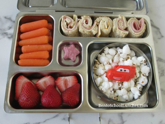 Roll-Ups for school lunch