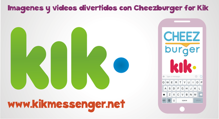 Imagenes y videos divertidos con Cheezburger for Kik