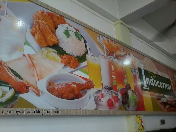 Sambal Nasi Lalap Sedap | Indocorner Kubota Square