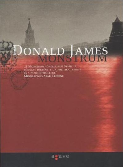 Donald James - Monstrum