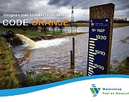 Cover Omgaan met klimaatverandering: code oranje