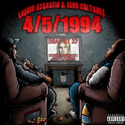 Liquid Assassin & Geno Cultshit - 4/5/1994 - Album Download, Itunes Cover, Official Cover, Album CD Cover Art, Tracklist