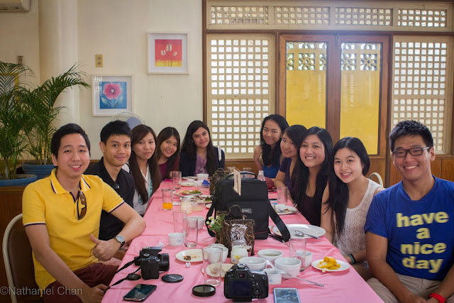 Block 12 in Waway's Restaurant, Legazpi