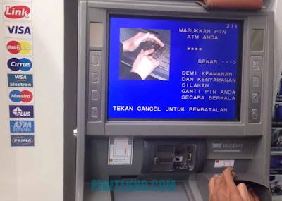 Cara Setor Tunai Bank BNI Tanpa Ke Teller 3