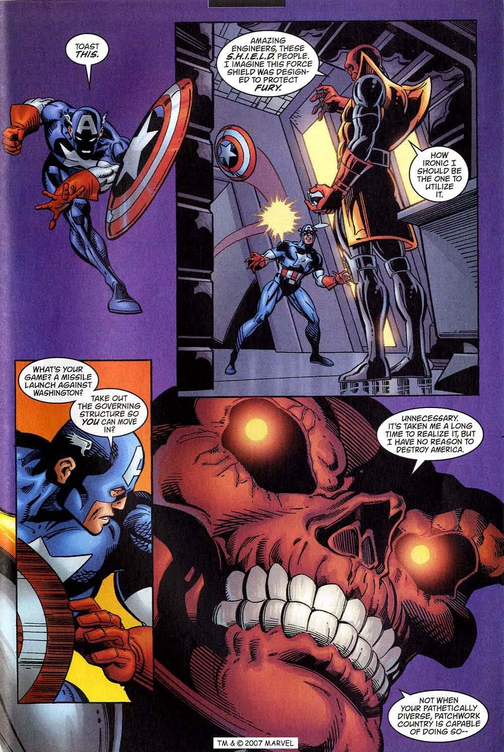 Captain America (1998) Issue #46 #53 - English 31