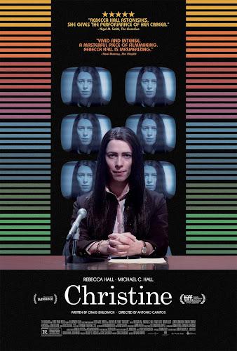 Christine คริสทีน นักข่าวสาว ฉาวช็อคโลก