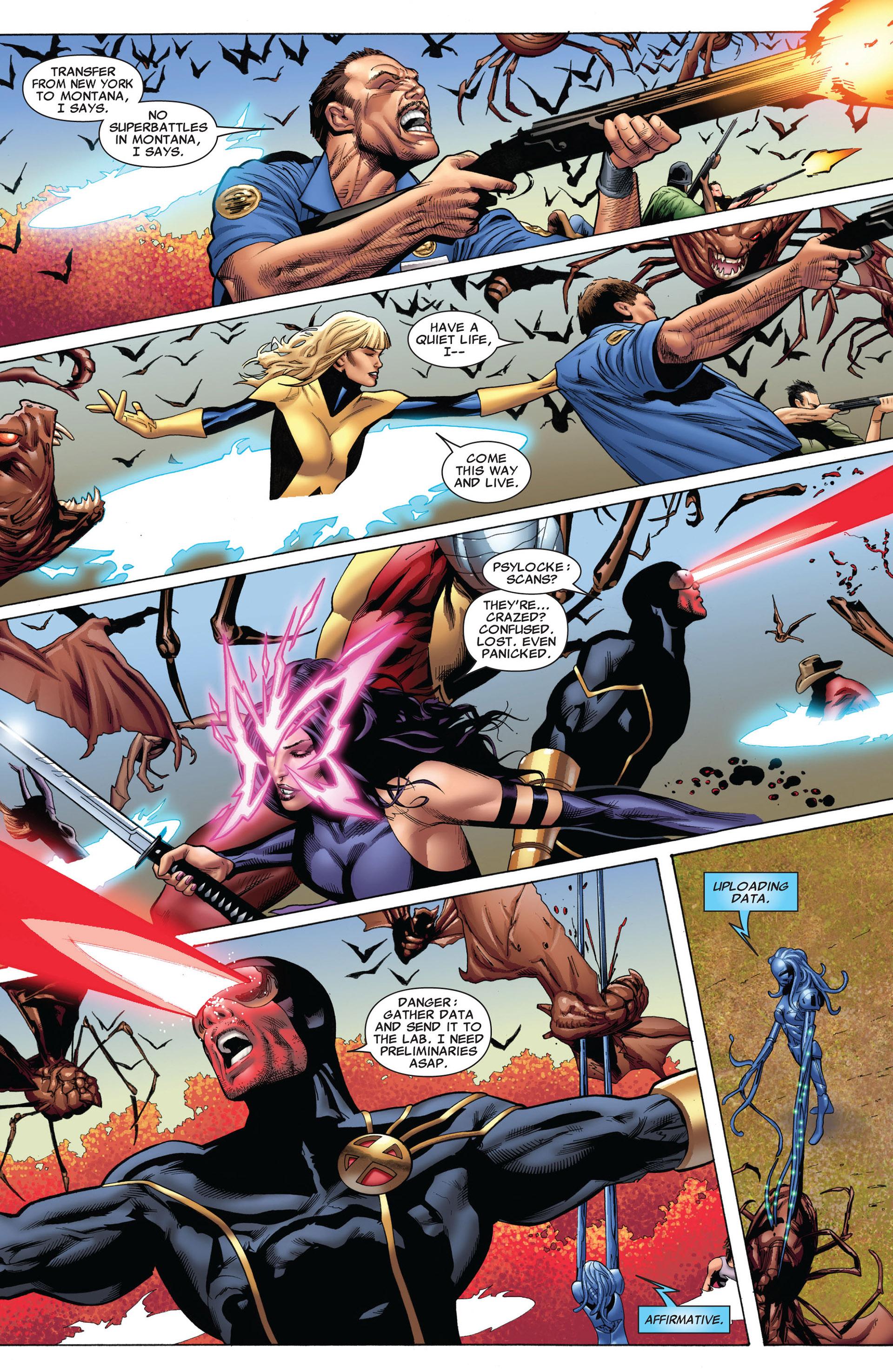Read online Uncanny X-Men (2012) comic -  Issue #5 - 8