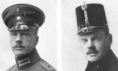 Georg et Konrad von Bayern