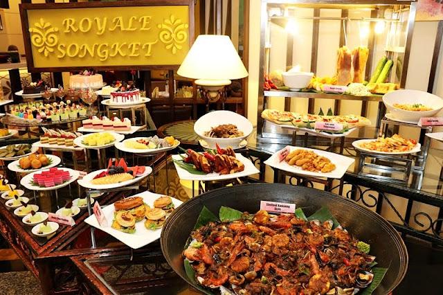 RAMADAN BUFFET 2019 Royale Songket GRAND BLUEWAVE HOTEL SHAH ALAM SELANGOR