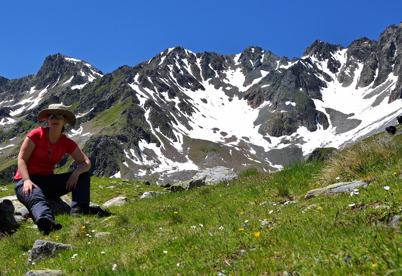 Upały w górach Ochrona Alpy Na szlaku