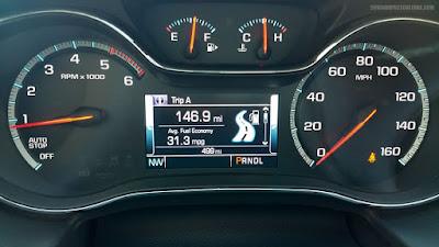 Chevrolet Cruze Diesel Hatch Gauges