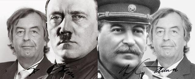 Burioni-Hitler-Stalin