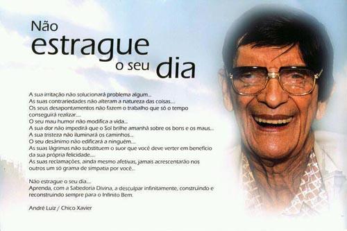 Mensagens Da Net: Chico Xavier, Mensagens Frases De Chico