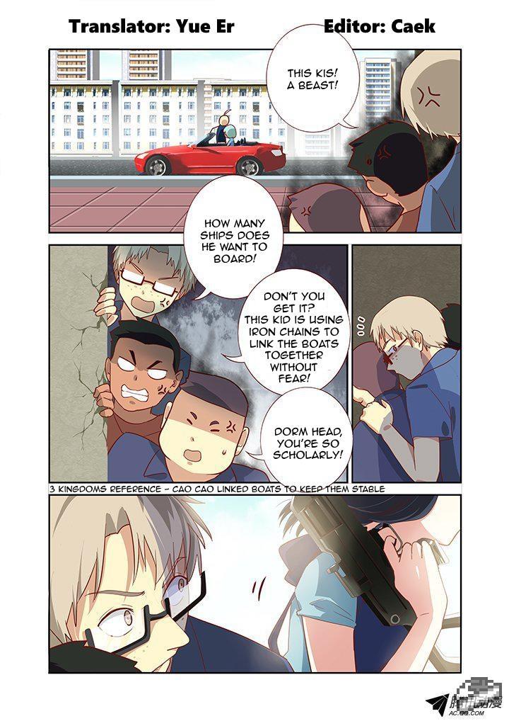 Yaoguai Mingdan - Chapter 167