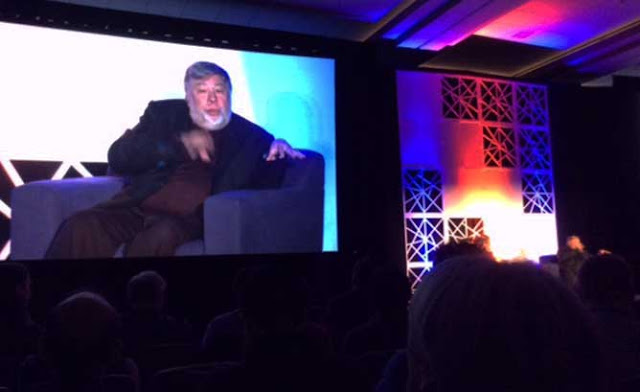Resident Astronomer attends IEEE TechIgnite2017 and hears Steve Wozniak