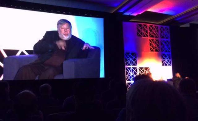 Resident Astronomer attends IEEE TechIgnite2017 and hears Steve Wozniak