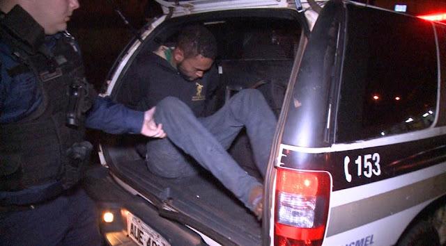 Mendigo tenta agredir Guarda Municipal de Londrina (PR) na rodoviária e acaba detido