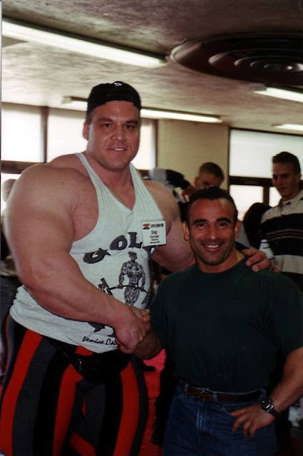 Muscle Lover: Greg Kovacs: The world's biggest bodybuilder
