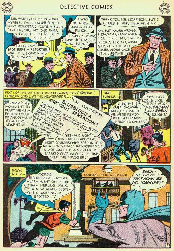 Read online Detective Comics (1937) comic -  Issue #174 - 5