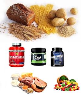 Nutrición deportiva para hombres ectomorfos que quieren ganar masa muscular