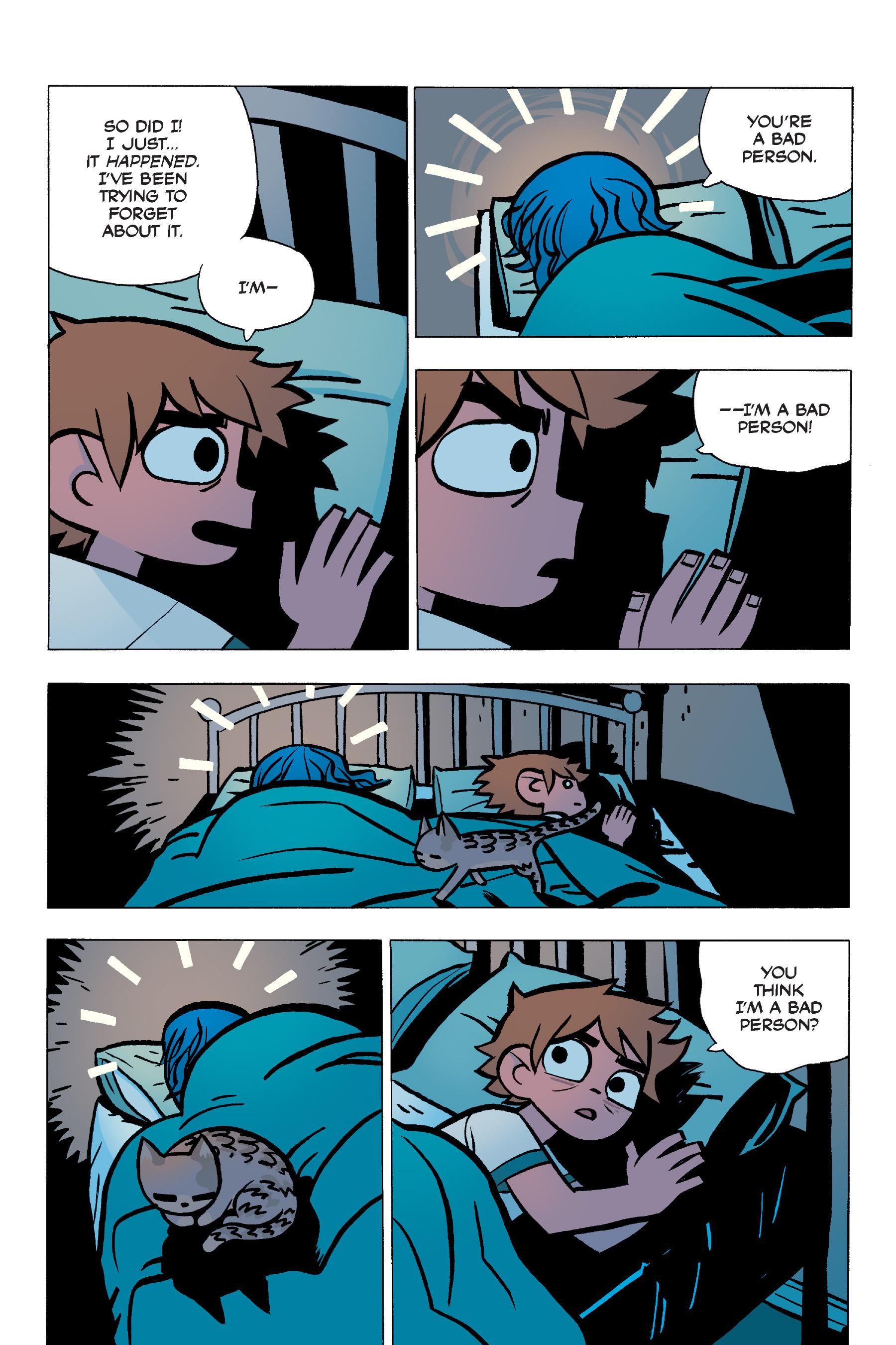 Read online Scott Pilgrim comic -  Issue #5 - 106