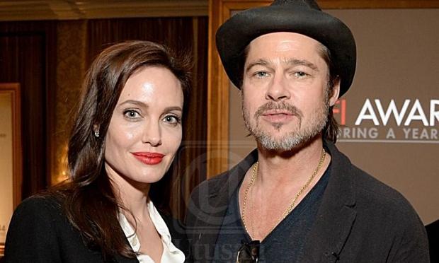 Kisah Terkini Brad Pitt dan Angelina Jolie