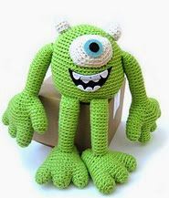 http://www.ravelry.com/patterns/library/mike-the-monster-2