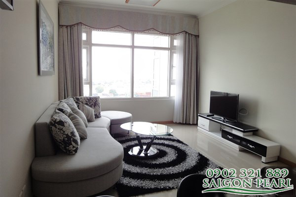 Saigon Pearl Apartment For Rent Very Large And Beautiful
