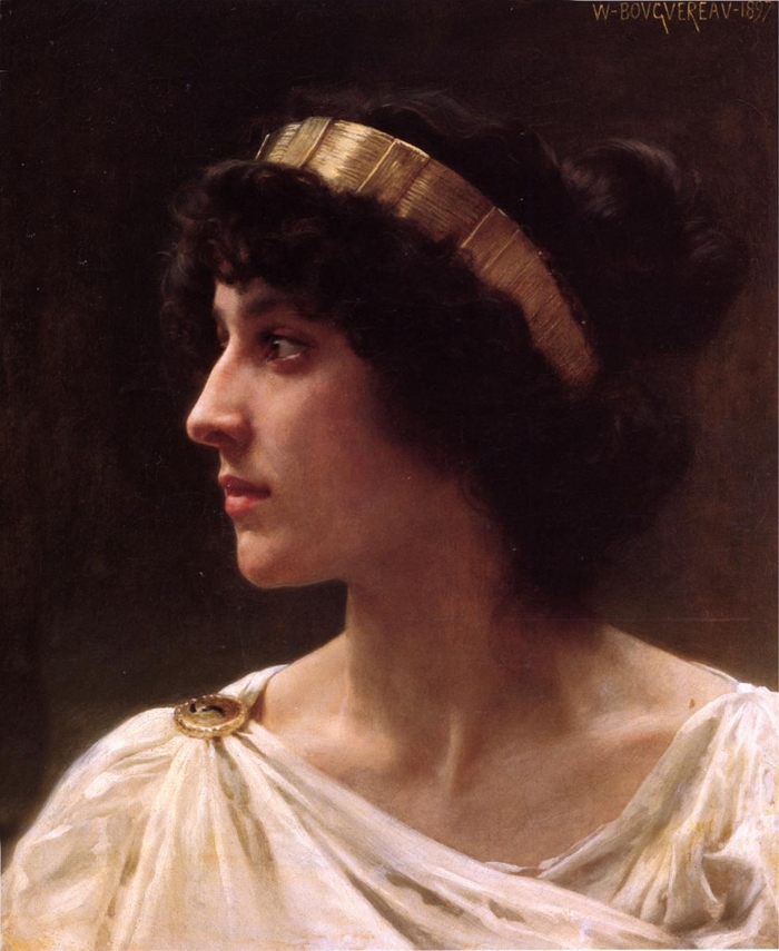 William-Adolphe Bouguereau 1825-1905 | French academic painter