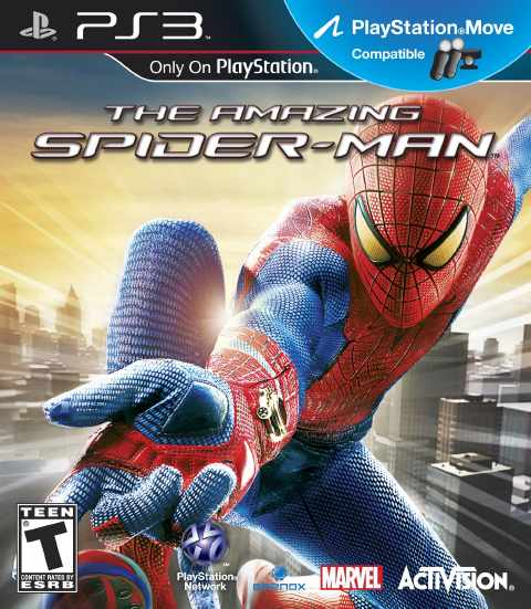 The Amazing Spider Man - Download game PS3 PS4 RPCS3 PC free