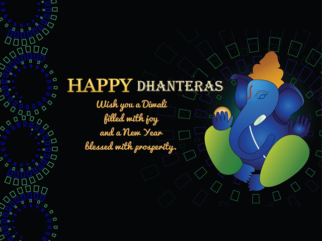 Dhanteras Wishes *Best Happy Dhanteras 2016 Wishes*