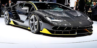2016 Lamborghini Centenario First Look