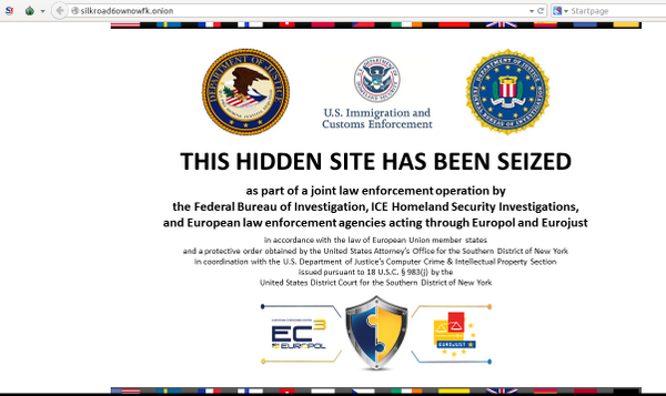 FBI prende operador do Silk Road 2.0 e fechou o site