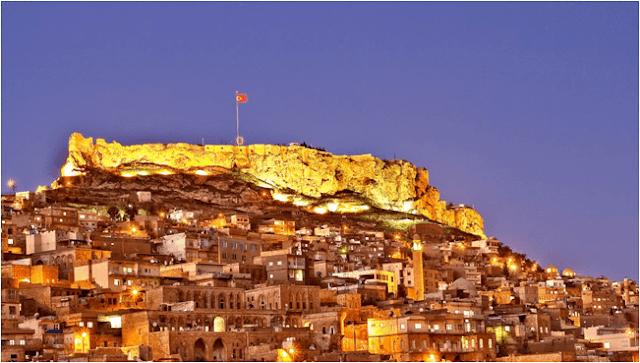 Tarihi Şehir Mardin
