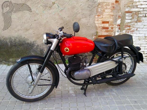 Vintage Bike Of Day Montesa Motorcycles - Bikermetric