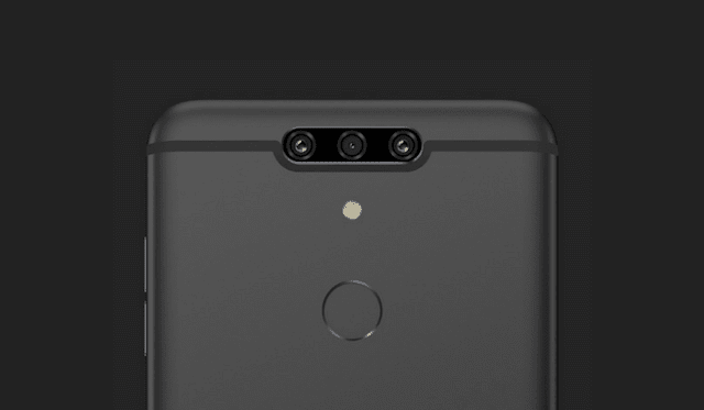 360 N7 Unique Smartphone with Triple Real Camera