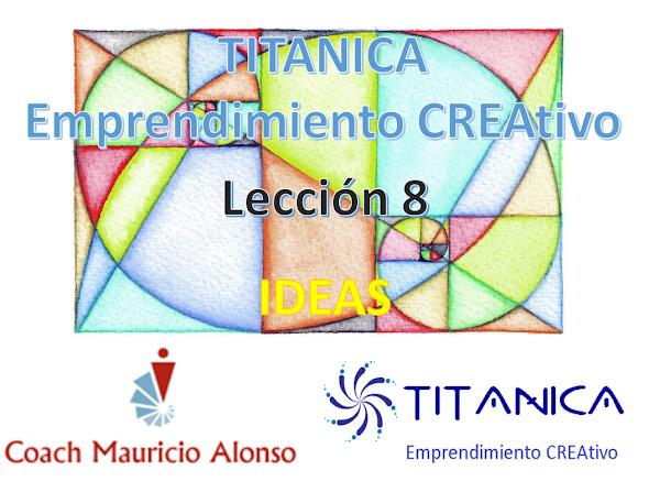 Lección 8: Ideas