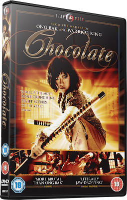 Chocolate (2008) DVD
