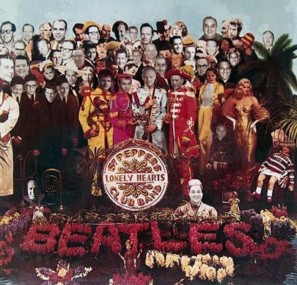 Pochette customisée de «Sgt. Pepper» : la plus chère de l'histoire